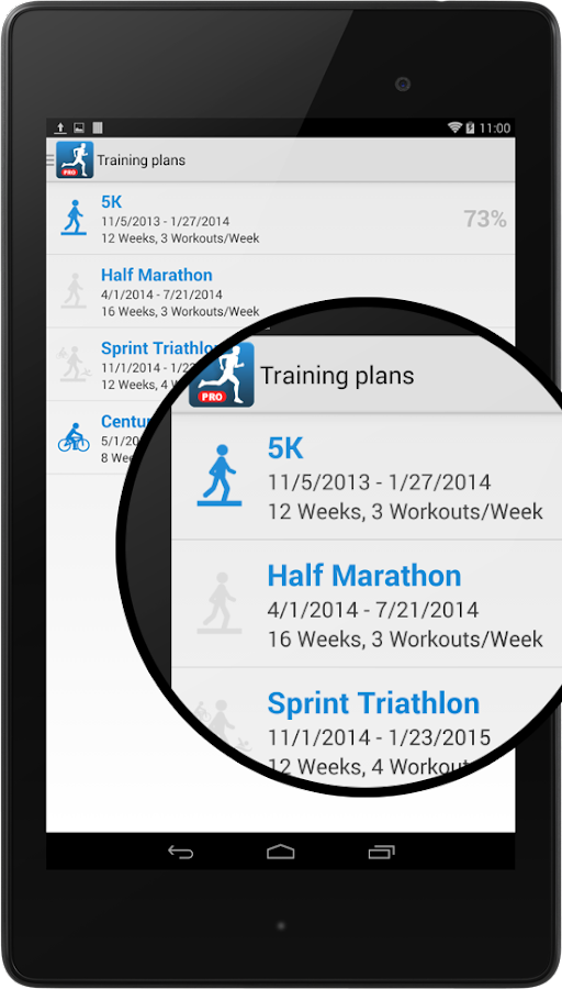 Viewer for Garmin Connect- screenshot