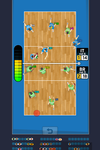 Spike Masters Volleyball 5.03 screenshots 5