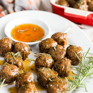 Apricot Sauce Meatballs Recipes