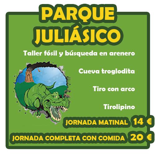 La prehistoria y los dinosaurios en el CNJ