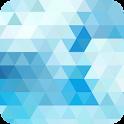 Geometric Live Wallpaper icon