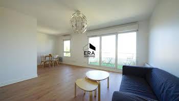 Appartement meublé 2 pièces 45,64 m2