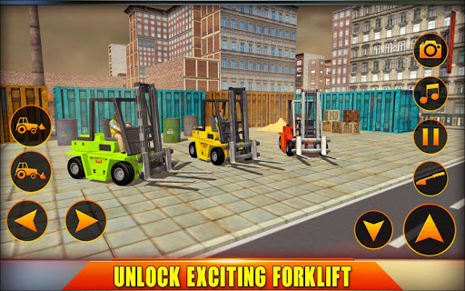 Forklift Operator Driving Simulator 2019 1.3 screenshots 1