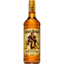 Logo for Captain Morgan Spiced Rum