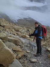 Photo: Amb la glacera del Taillón al darrera