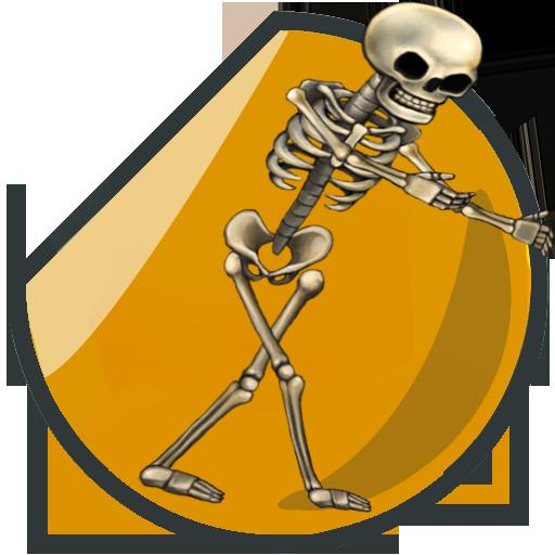 Gravity Skeleton 街機 App LOGO-硬是要APP