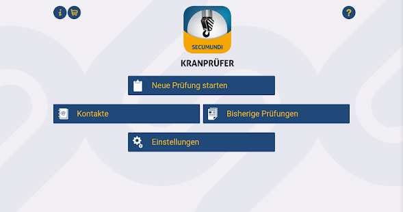 Kranprüfer- screenshot thumbnail