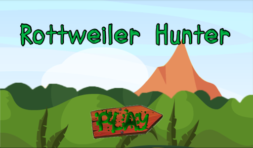 Rottweiler Hunter Deer