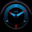 ALPHA Laser Clock Widget icon
