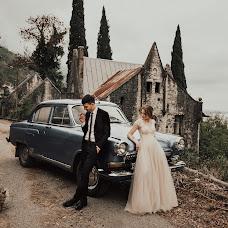 Wedding photographer Yulya Kamenskaya (kamensk). Photo of 25.10.2017