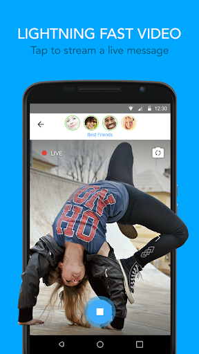 Glide - Video Chat Messenger Glide.v10.357.309 screenshots 1
