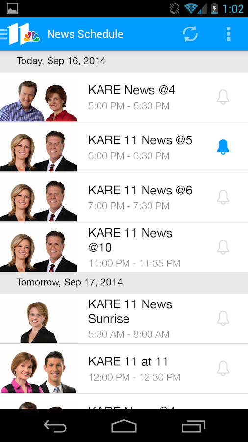 KARE 11 - screenshot