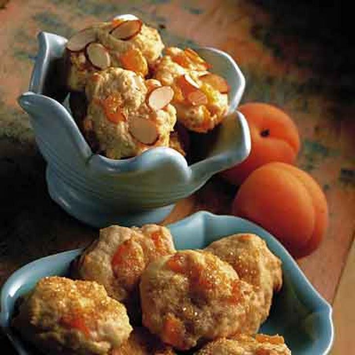 Apricots 'N Cream Cookies Recipe