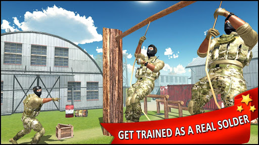 US Army Special Forces Training Courses Game 1.0.7 screenshots 1