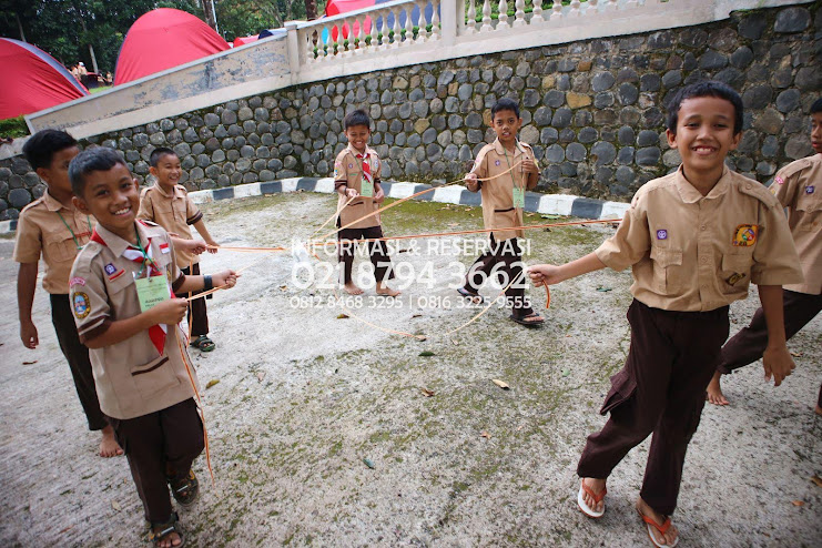 Agroedukasi Wisata   Hambalang Hill Tempat Perkemahan School di Kawasan Bogor