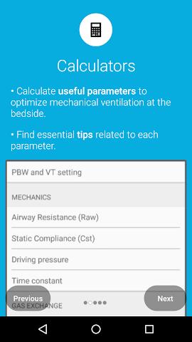 android xlung assist Screenshot 0