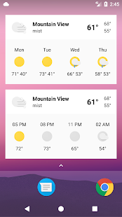 Weather Now Screenshot