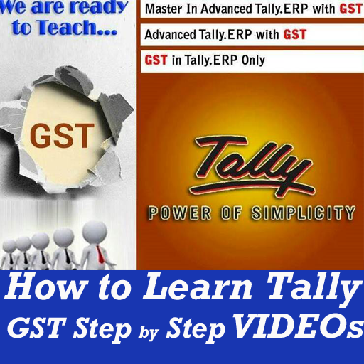 GST Tally Accounting Learning Tutorial FULL Course