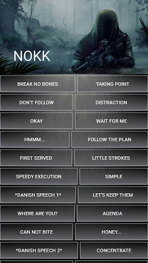 SoundBoard For Rainbow Six App Report on Mobile Action - App