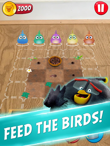 Angry Birds Explore screenshot 10