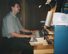Photo: Vågå kyrkje, 14. juni 2003