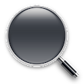 Phone Magnifying Glass icon