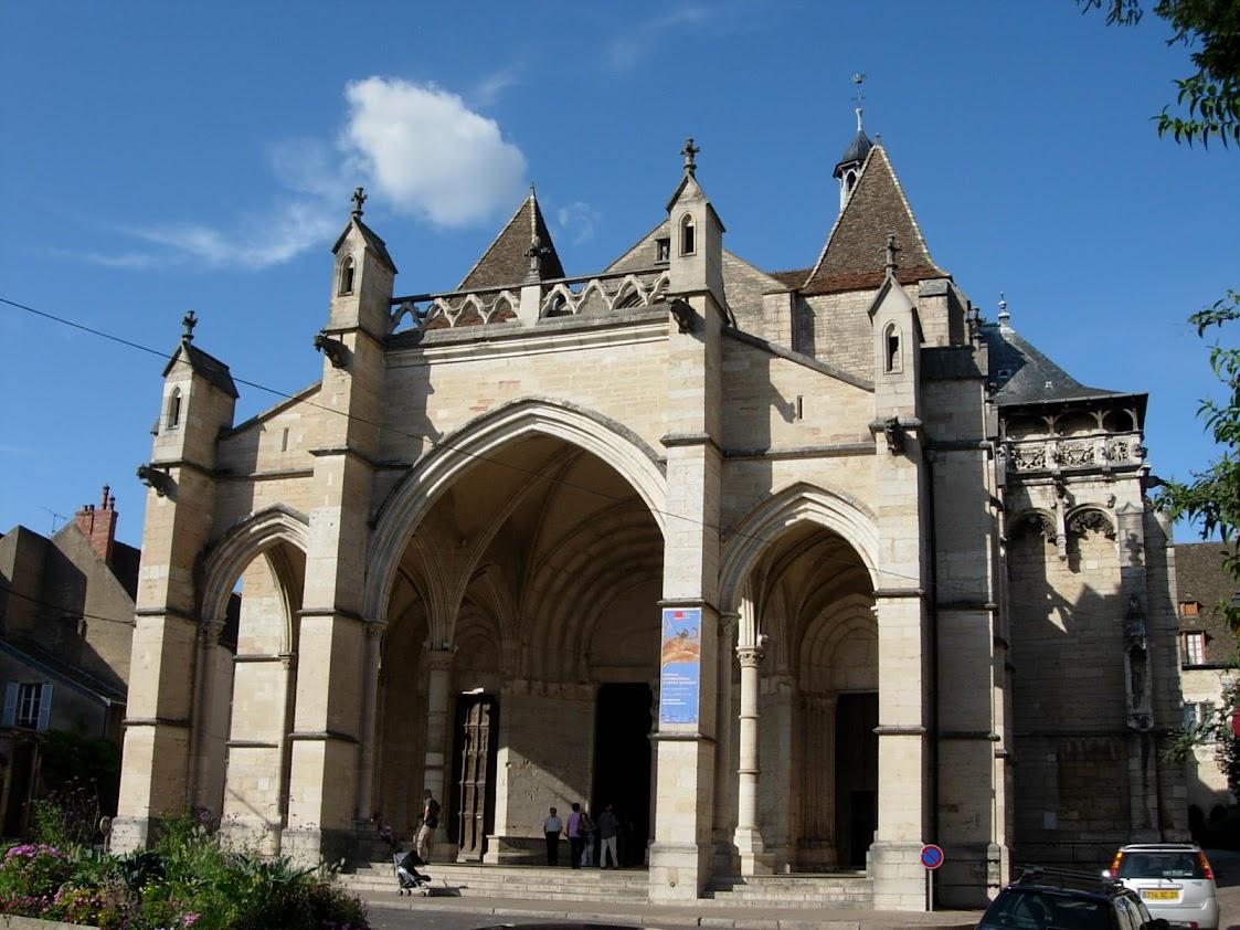 Collégiale Notre-Dame à Beaune