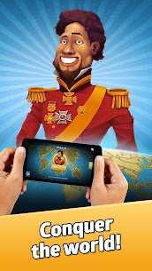 RISK: Global Domination MOD 1.18.55.426 (Unlimited Tokens) Apk 3