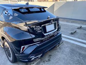 C-HR ZYX10のカスタム事例画像 SAKURARYOさんの2021年01月18日22:37の投稿