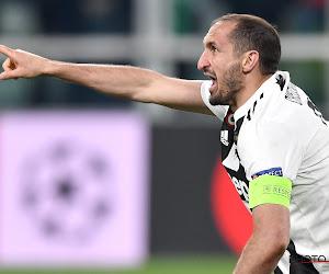 Giorgio Chiellini devrait rester à la Juventus