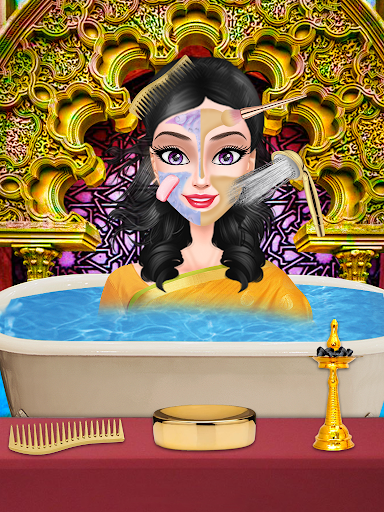 Royal North Indian Wedding - Arrange Marriage Game modavailable screenshots 6