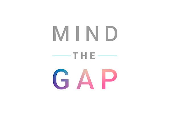 Mind the Gap のロゴ