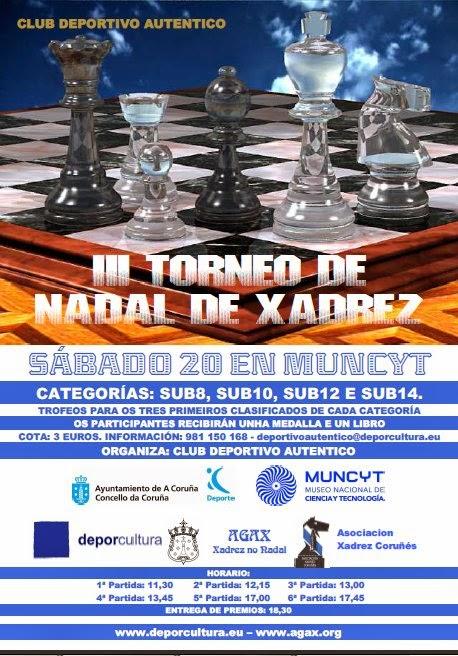 III TORNEO DE NADAL (2014)