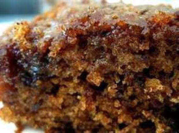 Mom's Prune Cake With Buttermilk Icing Recipe