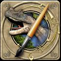 FlipPix Art - Jurassic icon