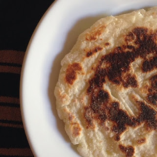 2-Ingredient Gluten-Free Yoghurt Flatbreads