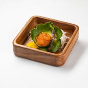 213. Salmon Roe Ikura Sashimi