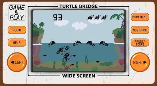 Code Triche Turtle 80s Arcade Games apk mod screenshots 4