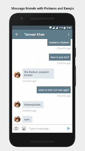 Muslim Mingle - Muslim Chat & Nearby - náhled