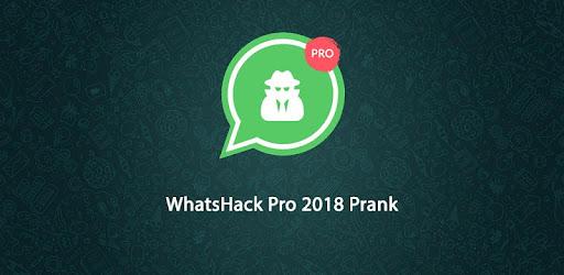 WhatsHack Pro 2018 Prank for PC