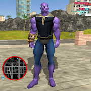 Thanos Rope Hero: Vice Town