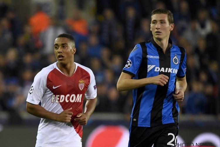 Les Monégasques n'ont eu besoin que d'une mi-temps pour battre Bruges en Youth League