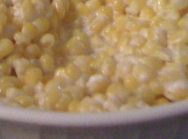 Creamy Corn Recipe