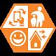 Kid Safe: GPS tracks, share feelings (bully, sad…) Android apk