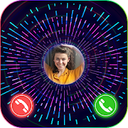 Neon Call Color Phone Screen - Color Phone Flash