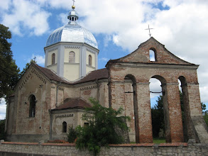 Photo: cerkiew w Cieszanowie