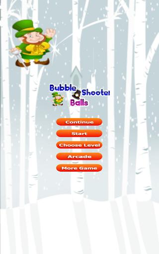 Bubble Ball Shooter
