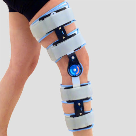 NORDICARE ROM post-op knee brace