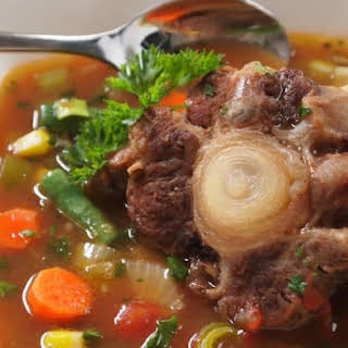 Oxtail Vegetable Soup Recipes.