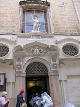 Photo: 211 La Valette, église St Paul, entrée